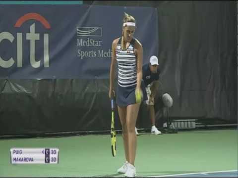 Puig   Makarova WTA Washington live stream youtube