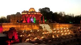 Modhera Sun Temple | मोढेरा सूर्य मंदिर | History | Uttarardh Mahotsav 2019 | Gujarat, India