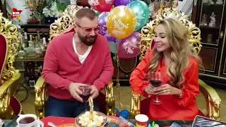 Анна Калашникова отметила день рождения сына в хоромах бизнесмена Андрея Ковалева