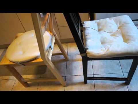 Ikea Stefan Chair Overview Youtube