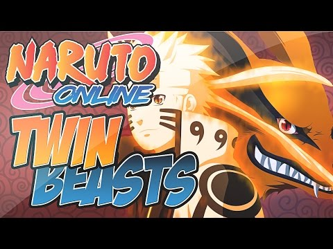 Naruto Online | 105K Power Ninlin, 92K Power Oragiri , Fire Main Max Buff Hidan Team