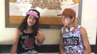 Download Video Gustavo Daneluz - Leitura Labial com Gabriella Saraivah MP3 3GP MP4