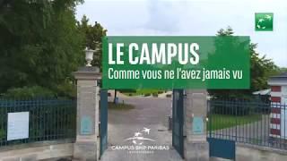 Le Campus BNP Paribas Louveciennes comme vous ne l'avez jamais vu !