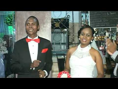 Mussa and Neema Wedding Entry 26 Sept 2015 Dar es salaam Tanzania