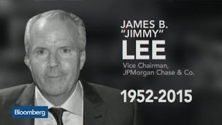 Memorial Service Held for JPMorgan's Jimmy Lee