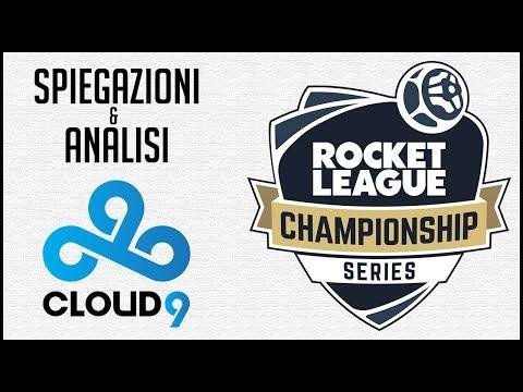 RLCS 6: C9 Campioni Del Mondo (Spiegazione + analisi partite) - Rocket League ITA thumbnail