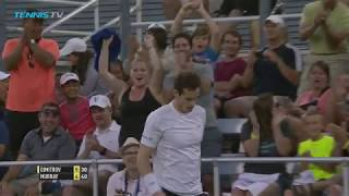 Andy Murray's Best Ever Shots in Cincinnati