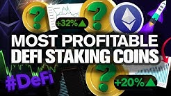 Ethereum DeFi's Top Ranked STAKING Altcoins Revealed!