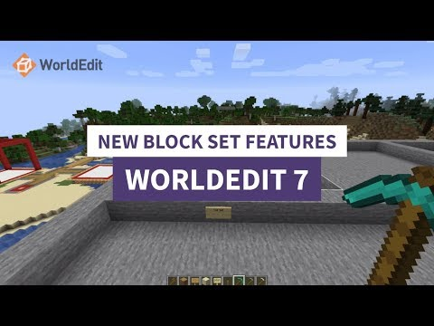 Overview - WorldEdit - Bukkit Plugins - Projects - Bukkit