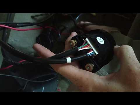 AEM Air Fuel Gauge Install