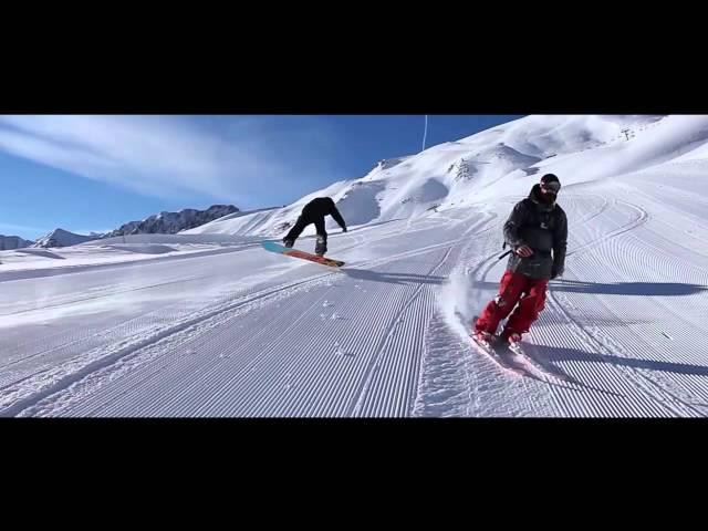 Pyrénées - Cauterets ouverture 2013