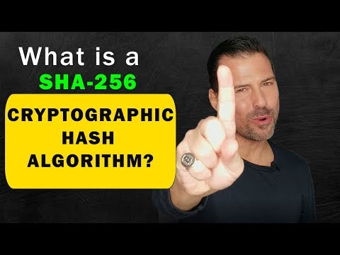 What is a SHA-256 Cryptographic Hash Algorithm?