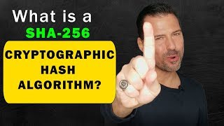 George Levy - What is a SHA-256 Cryptographic Hash Algorithm?