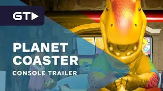 Planet Coaster - Official Console Edition Trailer | X019