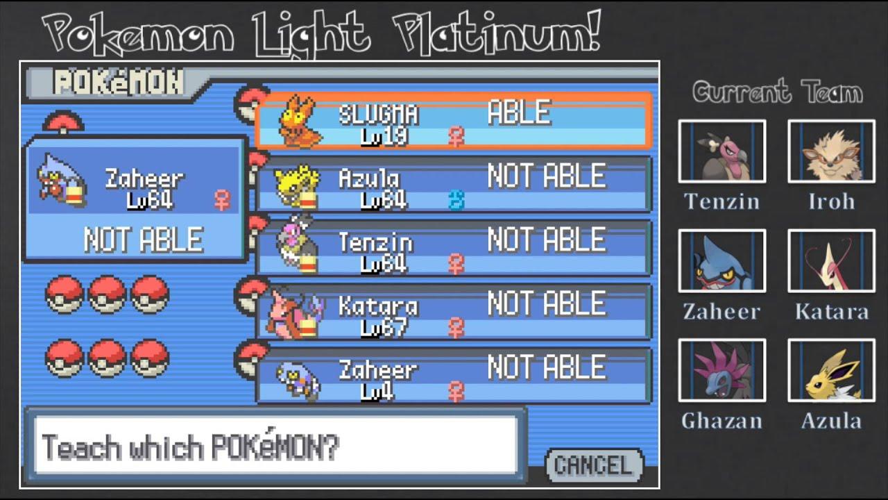 easter eggs pokemon light platinum