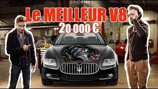 Rouler en V8 Ferrari pour 30000€ : On a trouvé ! - Vilebrequin