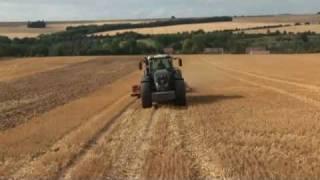 NOWOŚĆ - nowe ciągniki FENDT seria 900 Vario, nowy traktor FENDT 939 Vario SCR