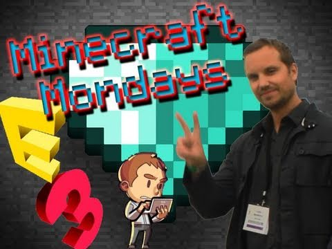 Carl Manneh Interview At E3 - Managing Director Of Mojang - Minecraft Monday Show