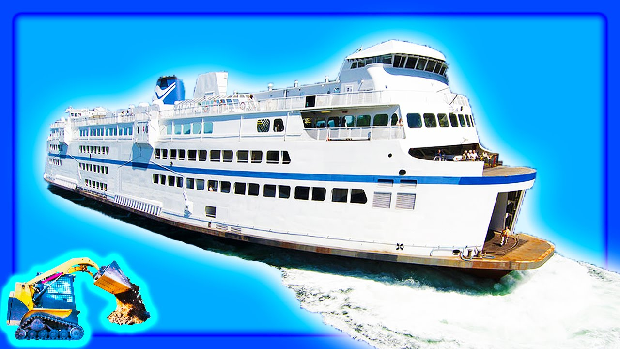 Ferry boat for kids youtube ferry boat for kids sciox Images