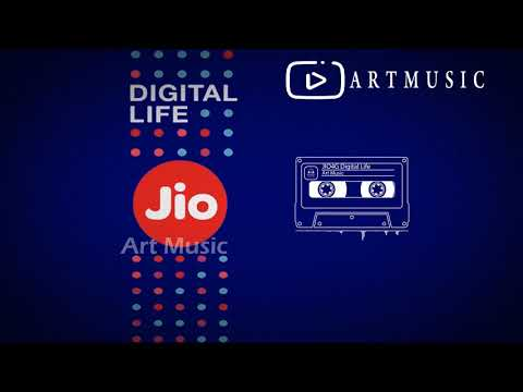 Jio4G Dijital Life Ringtone   Art Music