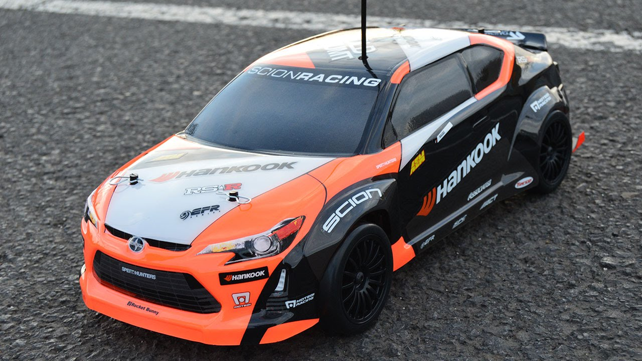 Apex Team Ociated 1 10 Scion Tc Sd Runs Stumptown Rc