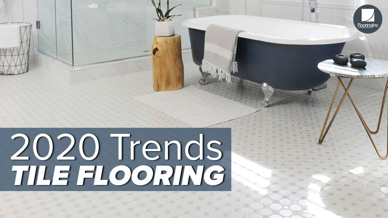 2020 Tile Flooring Trends 21 Contemporary Tile Flooring Ideas
