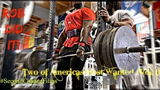 two of americas most wanted   killin the weights vol 1 back