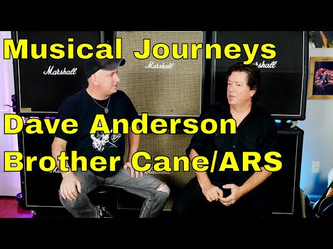 Musical Journeys Ep2 Dave Anderson