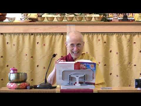 22 Samsara, Nirvana, and Buddha Nature: Afflictive Views 06-04-21