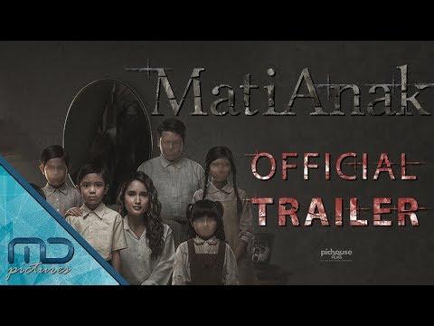 MatiAnak - Official Trailer | Cinta Laura