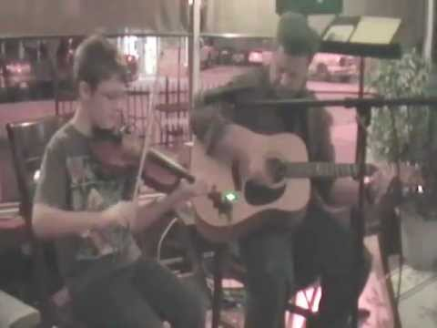 Gabe Meche and Jude Meche -- Cajun Music -- Louisiana Review Reading Series 10-25-12