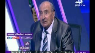 طارق خضر ينفعل على حامد الجمل: «يا راجل عيب عليك».. فيديو