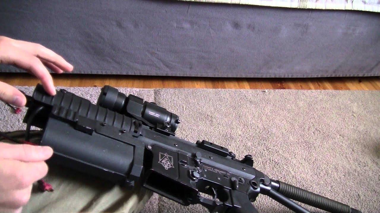 52rps KAC pdw 55C 11,1V Lipo Dual Sector Gear - YouTube