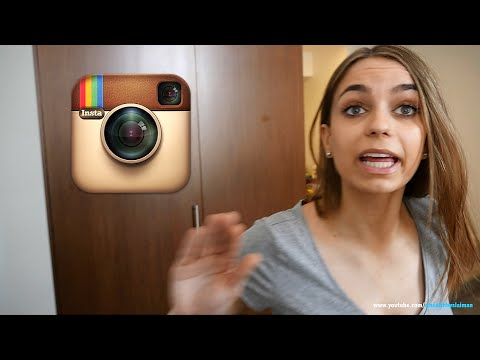 I DELETED my Girlfriend's Instagram PRANK!