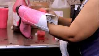 Wedding Shoe Dying by MYSHOEHOSPITAL.com