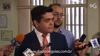Tayrone Di Martino fala sobre processo de inscrição ao Programa Goiás Sem Fronteiras.