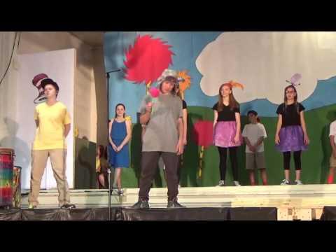 Seussical The Musical Jr.