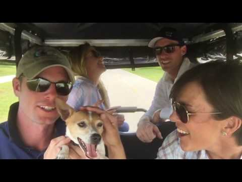 Golf Cart Karaoke WEF 4