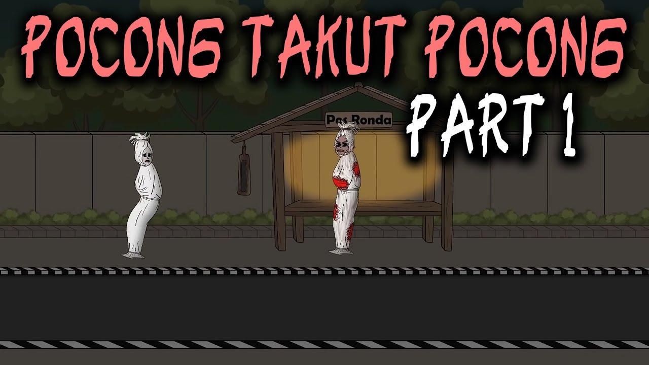 Download Pocong Takut Pocong - Part 1 | Animasi Horor Kartun Lucu | Warganet Life
