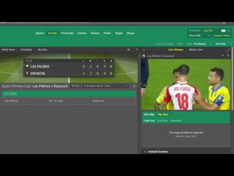 Free bets | Livestreaming | In-play betting