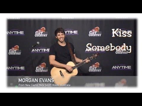 Morgan Evans - Kiss Somebody (live)