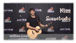 Morgan Evans Kiss Somebody Live
