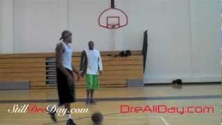 Dre Baldwin: 1-On-1 Game Clip #193 | Pullup Jumpshot Elevation, Good Offense over Good Defense