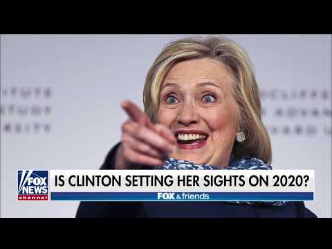 \'Don\'t Count Her Out\': Former Clinton Adviser Says Hillary Will \'Easily\' Get 2020 Nomination