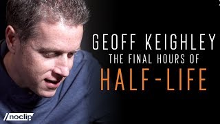Geoff Keighley on the Final Hours of Half-Life