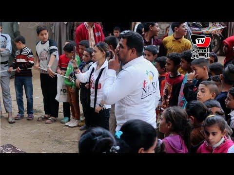 يوستينا تناقش مشكلات الفتيات بمسرح شارع بـ«الصعيد»  - 17:21-2017 / 12 / 15