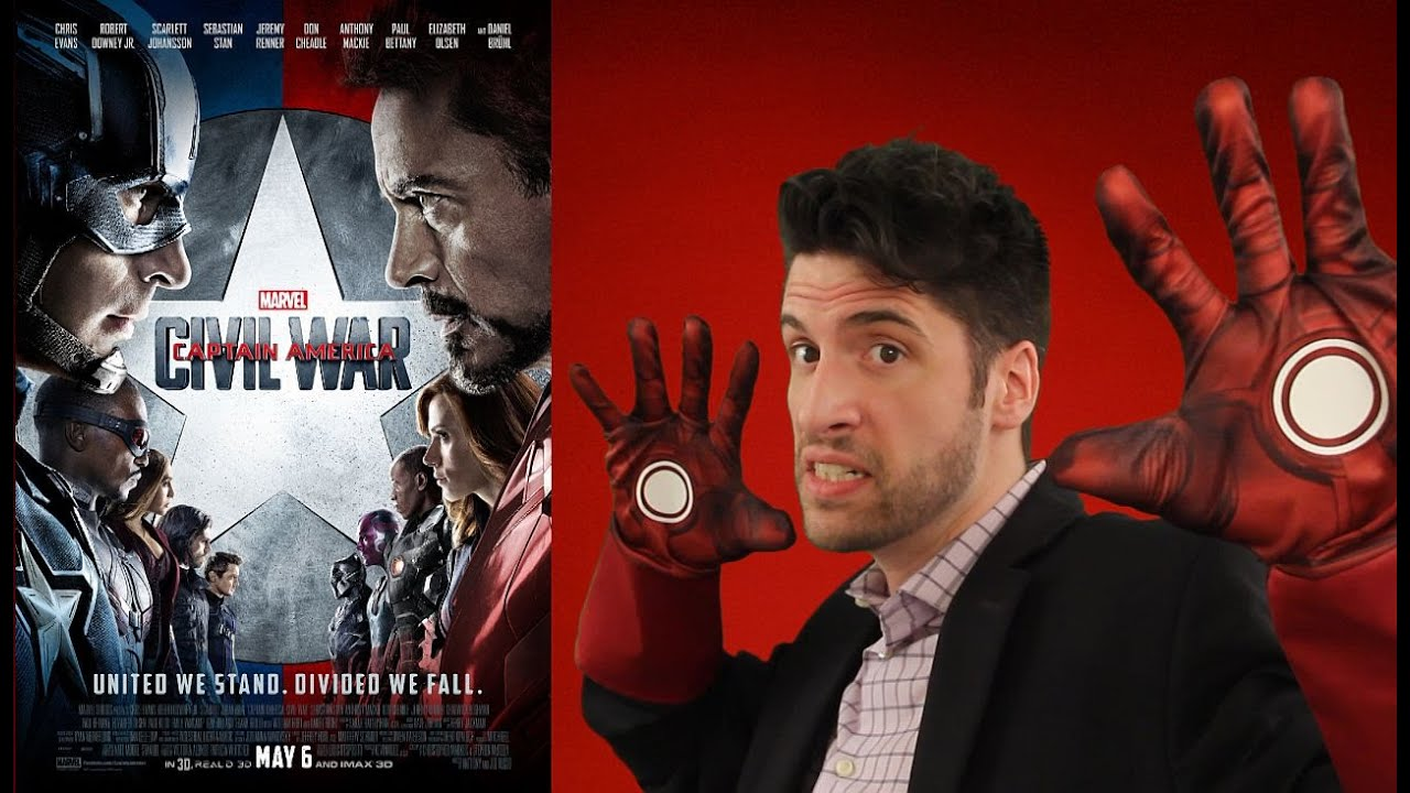 a film review of a civil Intense, entertaining adventure is a great threequel read common sense media's captain america: civil war review, age rating, and parents guide.