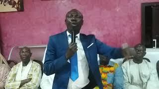 Ecoutez les revelations de Pape Fall ami du president Idrissa SECK lors de la manif du parti aux par