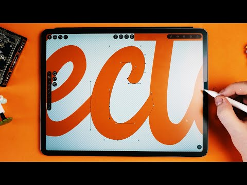 ipad-pro-giveaway!-designing-a-logo-only-using-an-ipad!-vectornator-😲