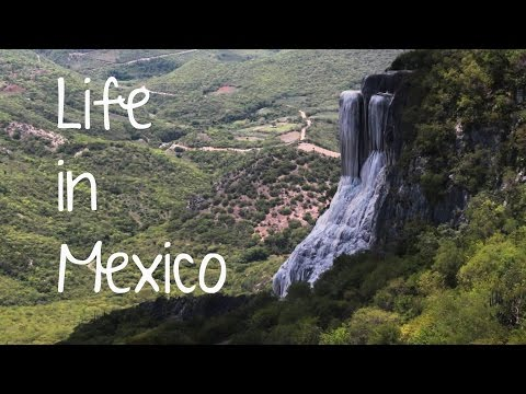 3 Months of Travel in 4 Minutes | Life in Mexico